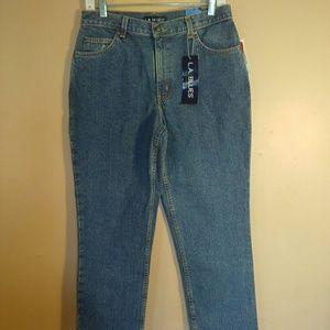 LA Blues 10P Slim Fit Mom Jeans